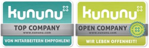 kununu Top-Company & Open-Company